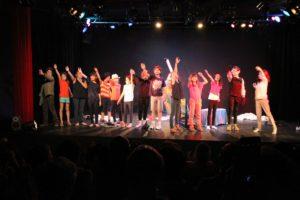 Stage de théâtre 7-12 ans - Voyage en Grèce antique A la Folie Théâtre