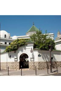 Visite de la Grande Mosquée de Paris Mosquée de Paris
