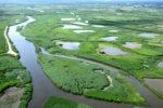 Autour de l'Ile de Malprat Biganos