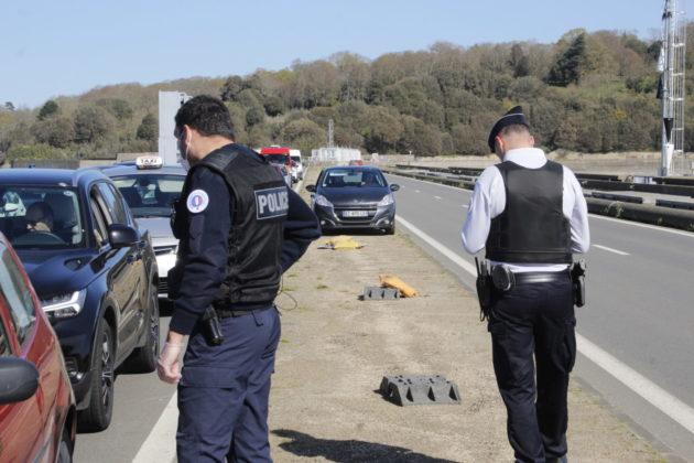 police saint-malo dinard