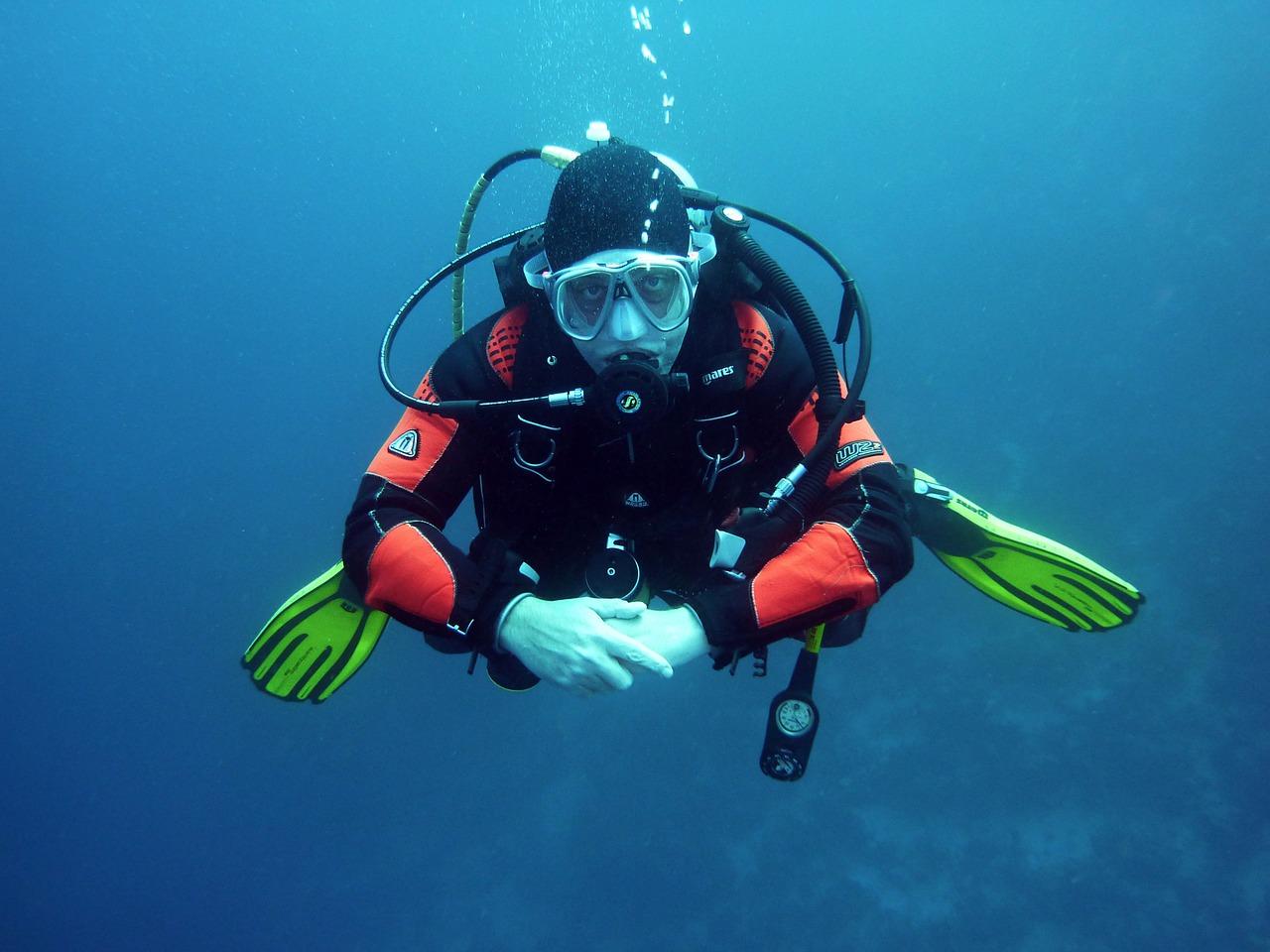 Eté actif - Baptême de plongée Trémolat