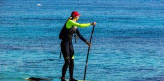 Eté actif - Le paddle Lalinde