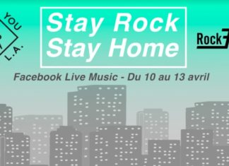 stay rock stay home