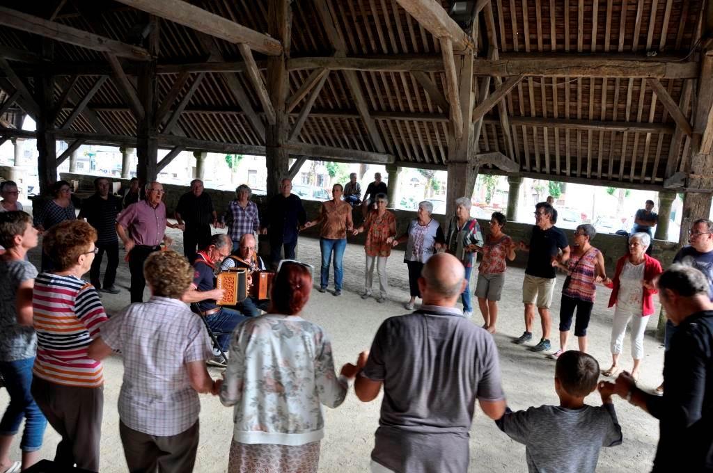 Initiations à la danse Bretonne au Faouët Le Faouët