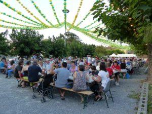 Marché gourmand Saint-Aubin-de-Lanquais