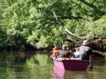 Sortie en galutpe avec Lou Batel'Eyre Le Teich