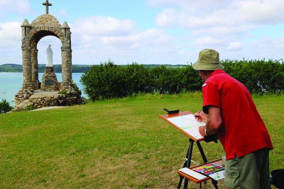 Festival de Peinture Saint-Suliac