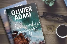 OLIVIER ADAM LES ROCHES ROUGES