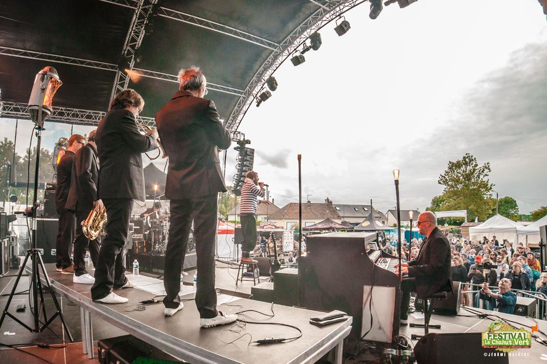 (REPORTE EN 2021) Festival Le Chahut Vert