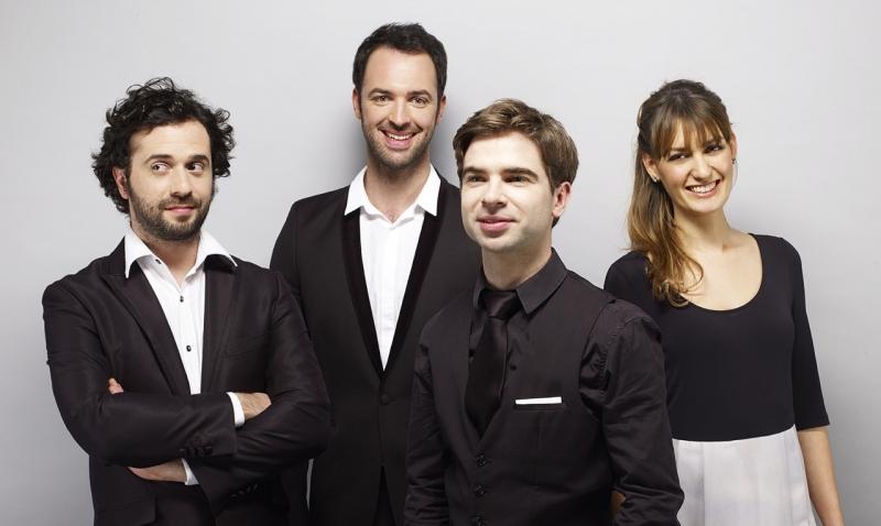 REPORTE - Festival Flam' : concerts de musique classique Blaye