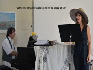 Académies de chant Orbigny