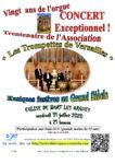 Annulé | Concert 2 trompettes