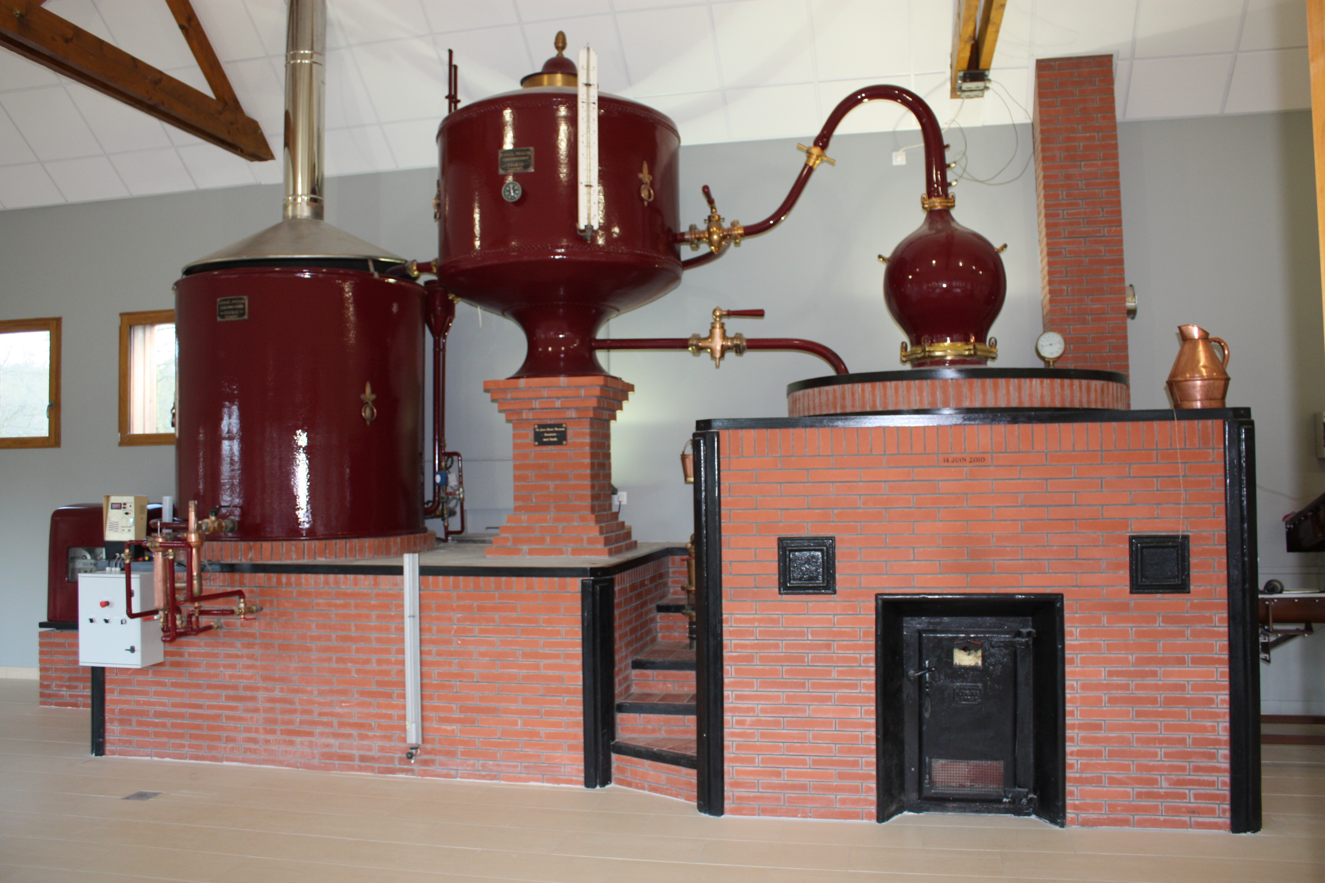Calvados Time : Brunch au pied des alambics Cambremer