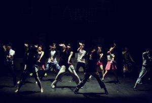 Course de danses urbaines Biscarrosse