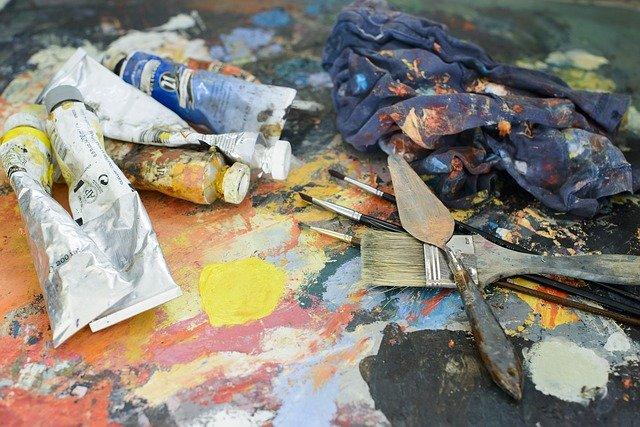 Exposition libre d'artistes peintres Saint-Briac-sur-Mer