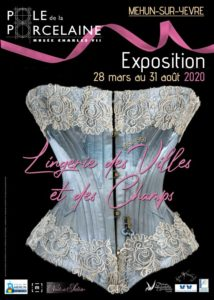 Exposition : Lingerie des villes-lingerie des champs Mehun-sur-Yèvre