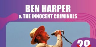 FESTIVAL DE CARCASSONNE - BEN HARPER ET THE INNOCENT CRIMINALS Carcassonne   2021-07-28