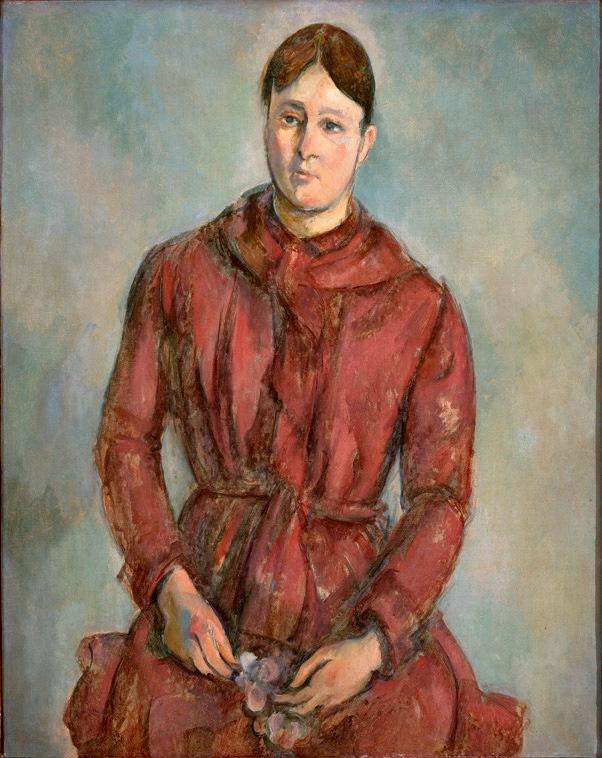Hortense Fiquet Cézanne