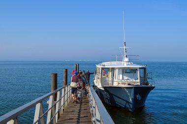 Navette maritime vers Arcachon (A/R) Andernos-les-Bains