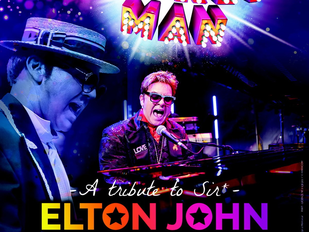 POP LEGENDS : THE ROCKET MAN Narbonne   2021-02-12