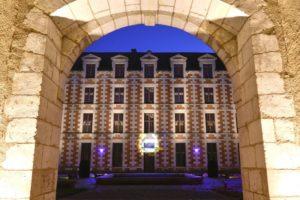 Promenade nocturne aux lanternes Vendôme