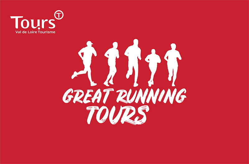 Sightjogging à travers Tours Tours