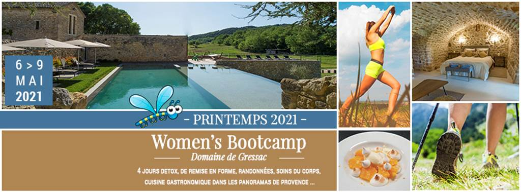 Women's Bootcamp - printemps 2021 2021-05-06 Verfeuil