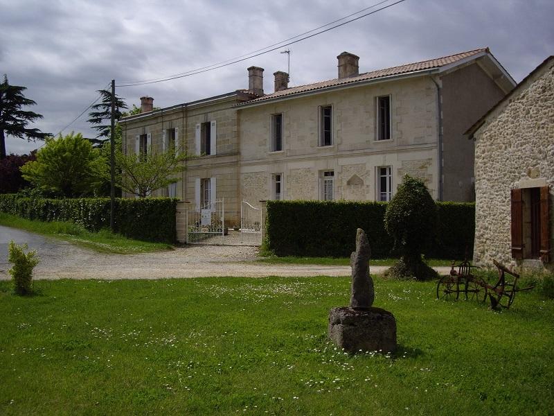 Balade apéritive vigneronne au Château La Lande Saint Jean Saint-Loubès   2021-07-31