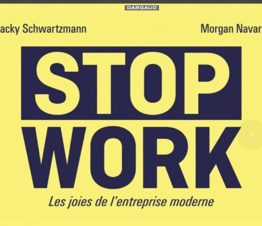 STOP WORK BD