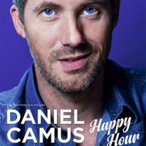 Daniel Camus - Happy Hour ! Café Théâtre Le Bacchus Rennes