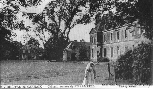 chateau kerampuil