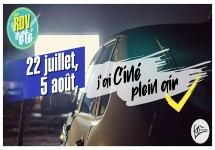 Ciné plein air drive-in Fos-sur-Mer