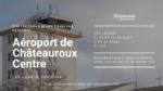 COMPLET -  L'aéroport de Châteauroux-Centre Déols