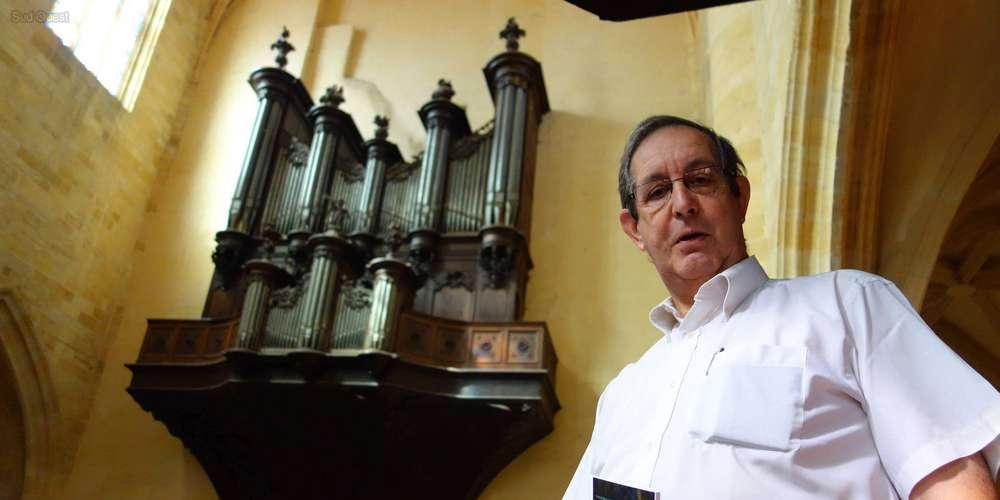 Concert d'Orgue dans la Cathédrale Saint-Sacerdos Sarlat-la-Canéda