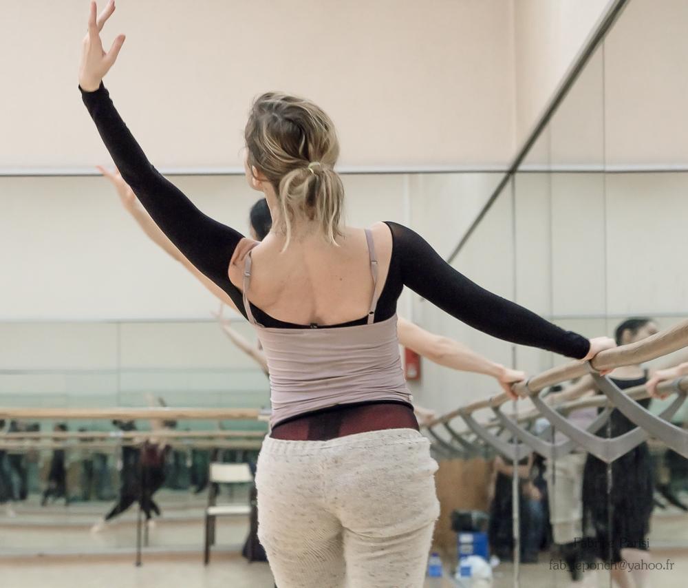 Cours de danse classique - Juillet 2020 Théâtre de la Terre