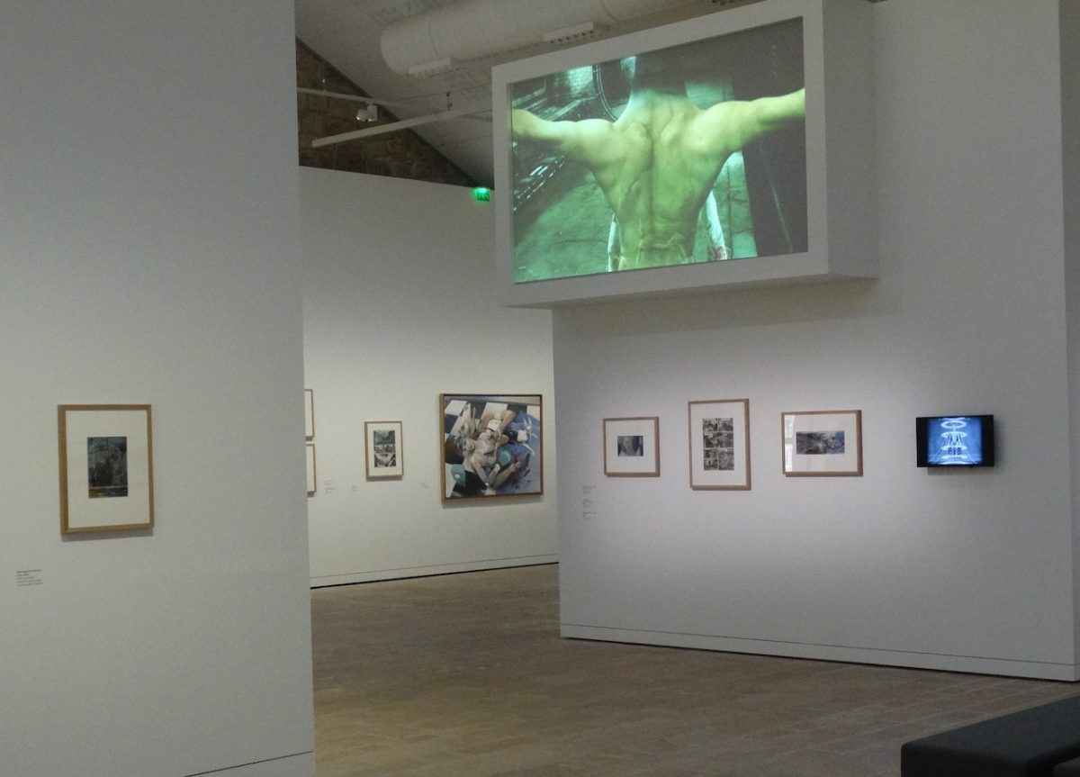 Exposition Enki Bilal Fonds Leclerc Landerneau