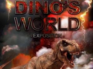 "Exposition à Laon : ""Dino's world"" Laon"