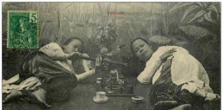 fumeuses opium
