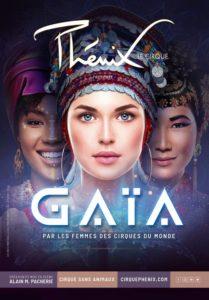 Cirque PHENIX GAIA Glaz Arena Cesson-Sévigné