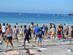 Gymnastique Volontaire sur la plage Bernières-sur-Mer