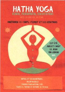 Hatha yoga - Asana