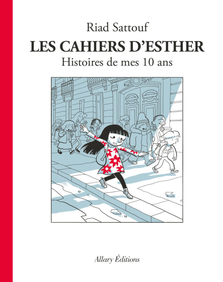 bd cahiers d'esther