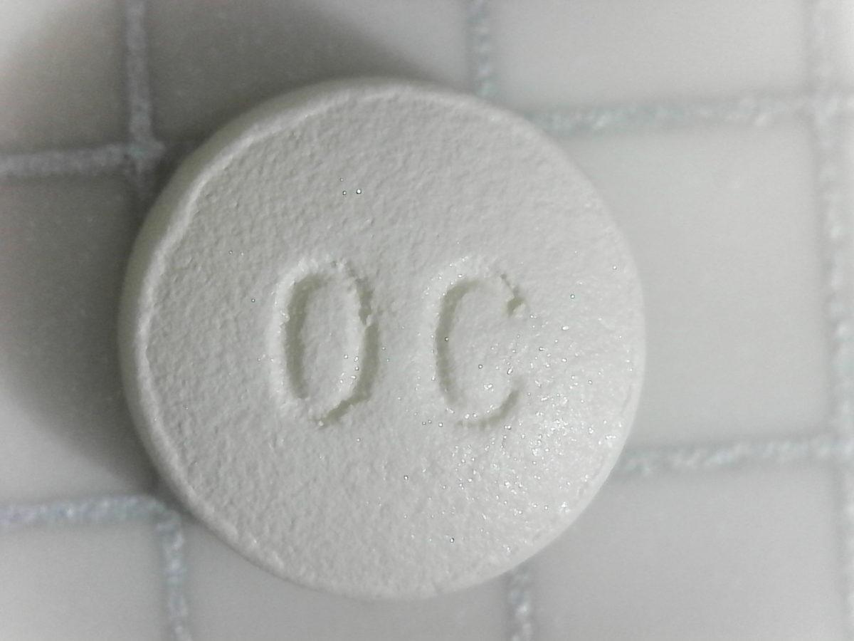 OXYCONTIN OXICODONE
