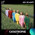Rouquine/Catastrophe - Un Singe en Été Parc du Chateau