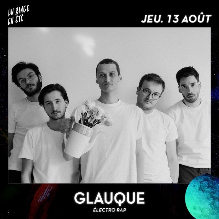 Lucie Antunes / Glauque - Un Singe en Été Parc du Chateau