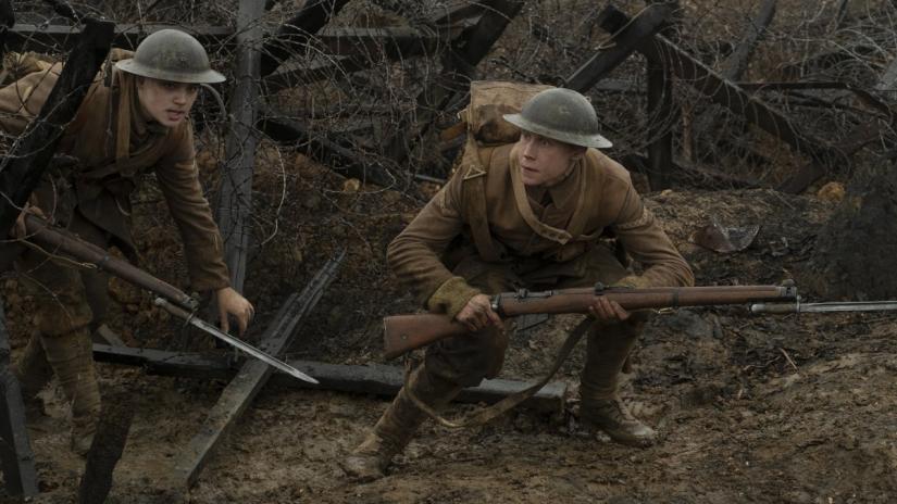 FILM 1917 : CHOREGRAPHIE D'UNE GRANDE GUERRE ABSURDE