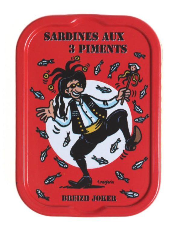 Sardines Margerin