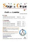 Stage de cirque Lavardac