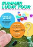 Summer Ludik Tour Port-Sainte-Foy-et-Ponchapt