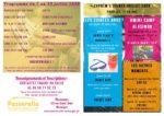 Vacances d'Eté du 07 juillet au 30 juillet Passerelle Monségur
